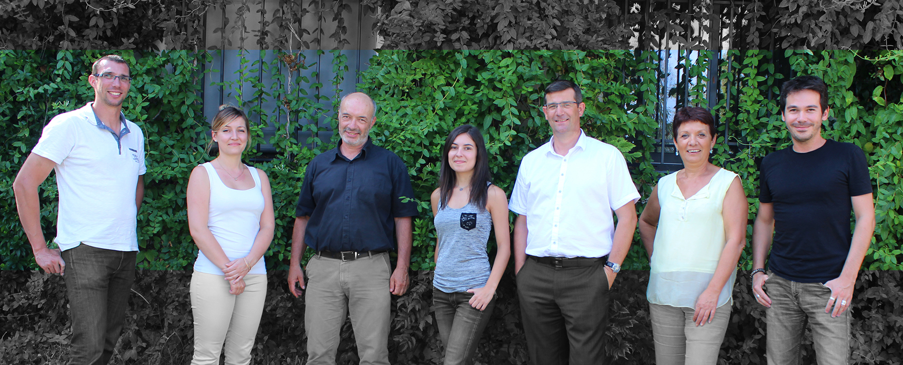 GL Biocontrol équipe