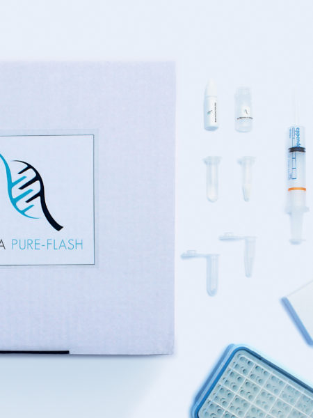DNA extraction and purification kit Legionella