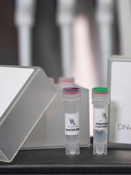 Real time PCR kit for quantification of Legionella