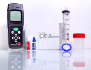 Test ATP pour eau potable pour la quantification des bactéries