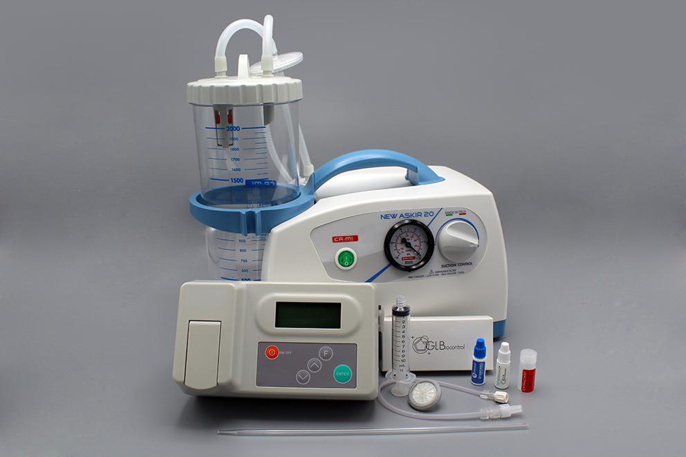 Test ATP pour la quantification des bactéries dans l'eau ultra pure